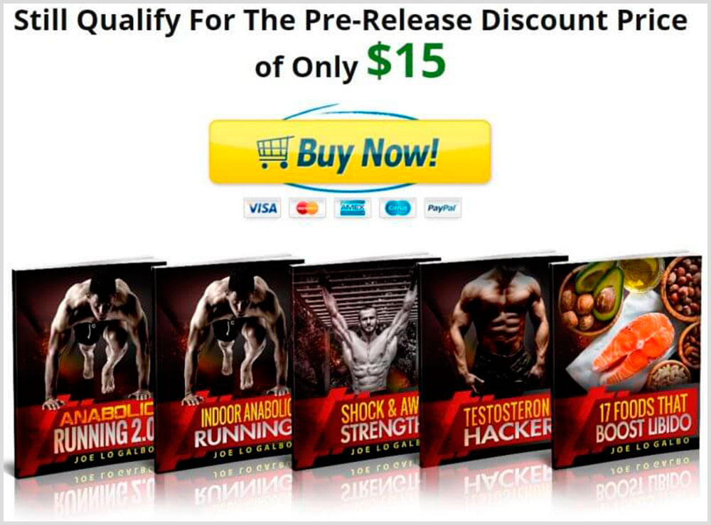 Anabolic Running Review – Worthy or Scam?