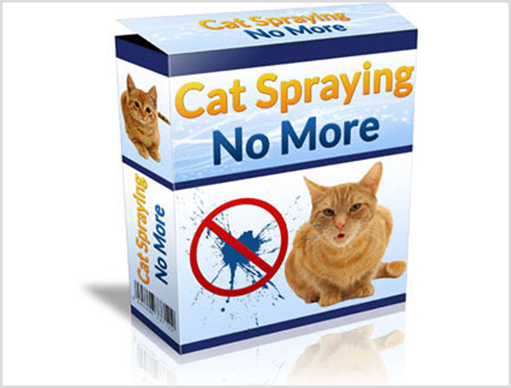 Cat Spraying No More Review – Does It Book Work Or Scam?