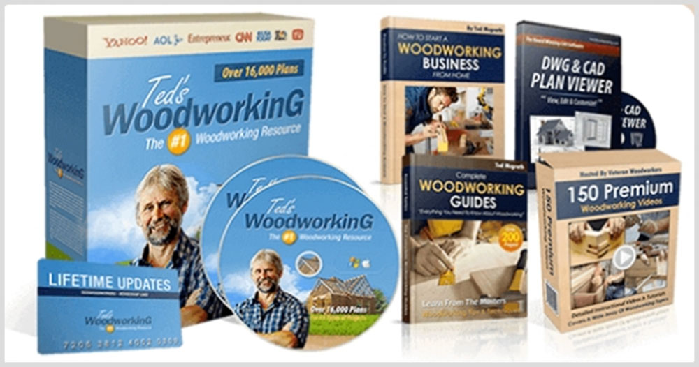 Ted's Woodworking Review – Worthy or Scam?