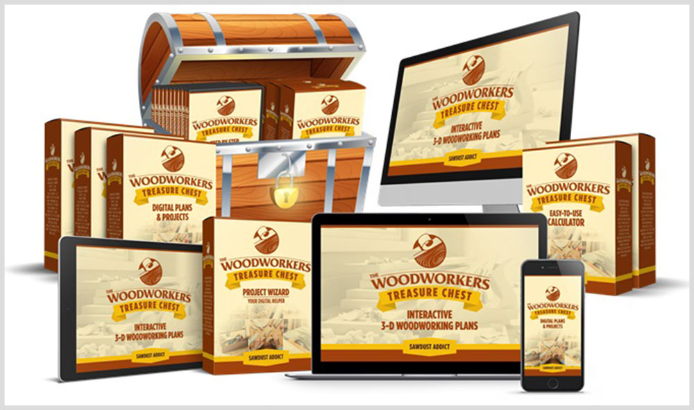 Woodworkers Treasure Chest Review – Does It Work Or Scam?